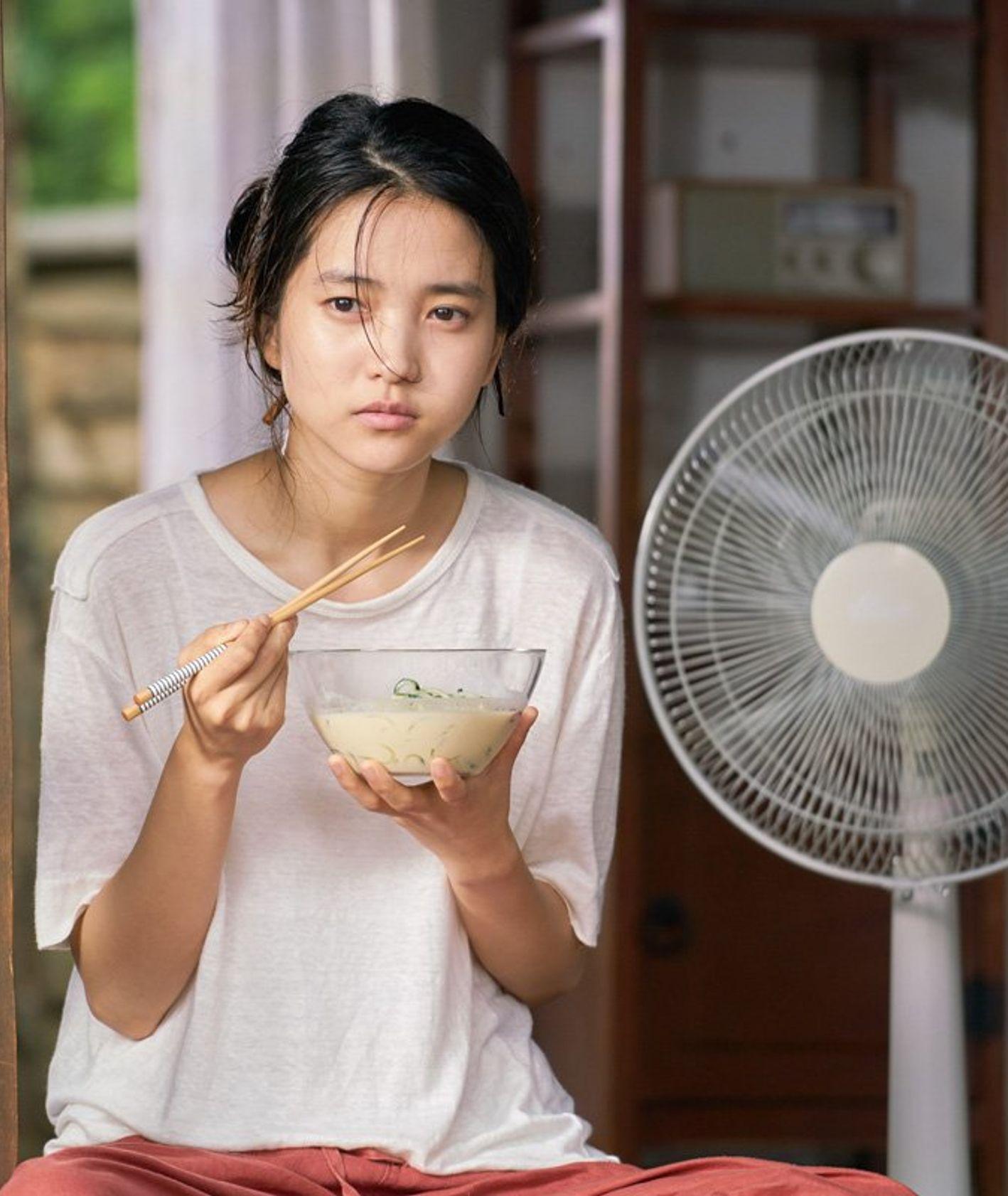 Kadr z filmu Kawałek Ziemi reż. YIM Soon-rye