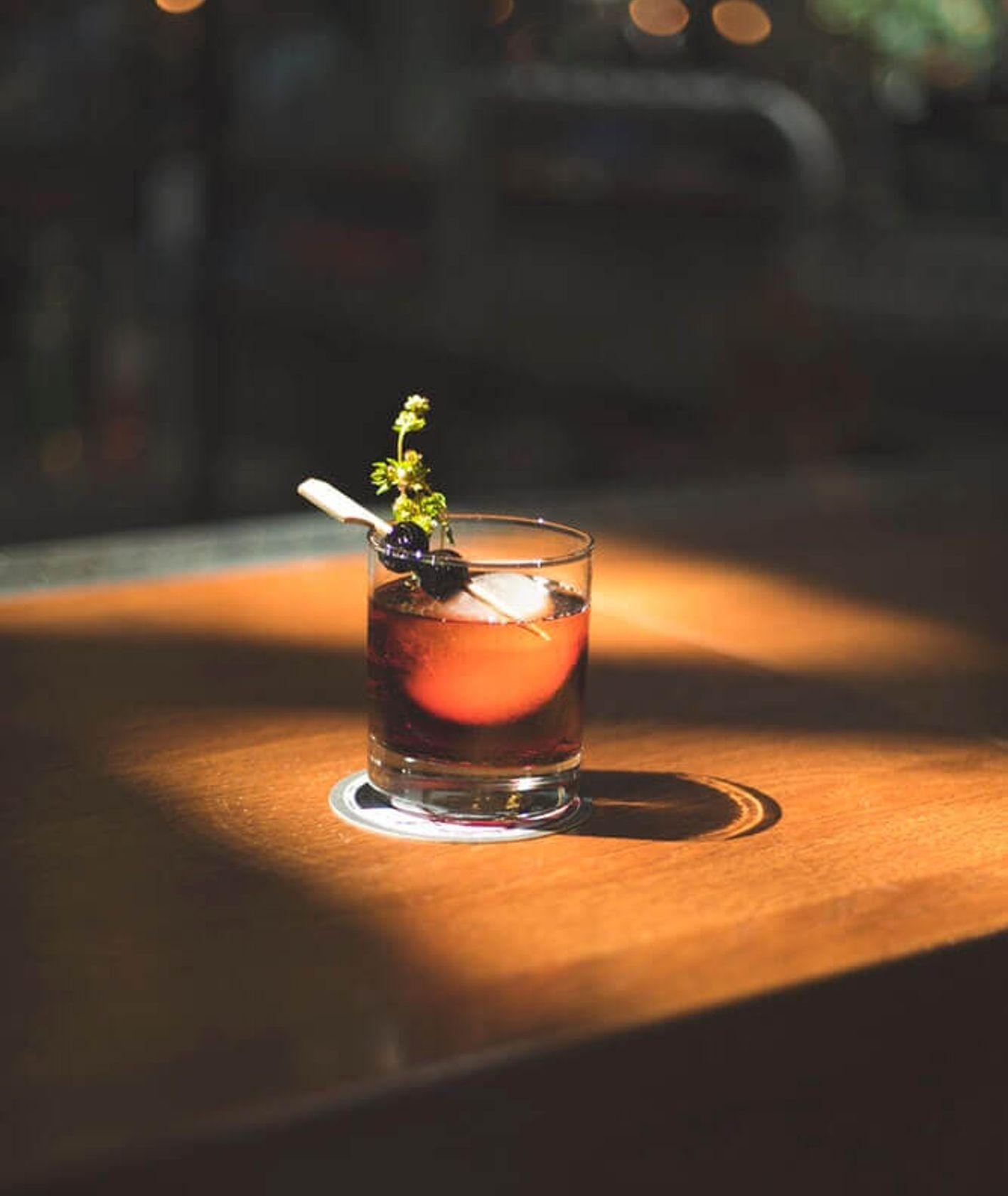 najlepsze koktajlbary na świecie, drink