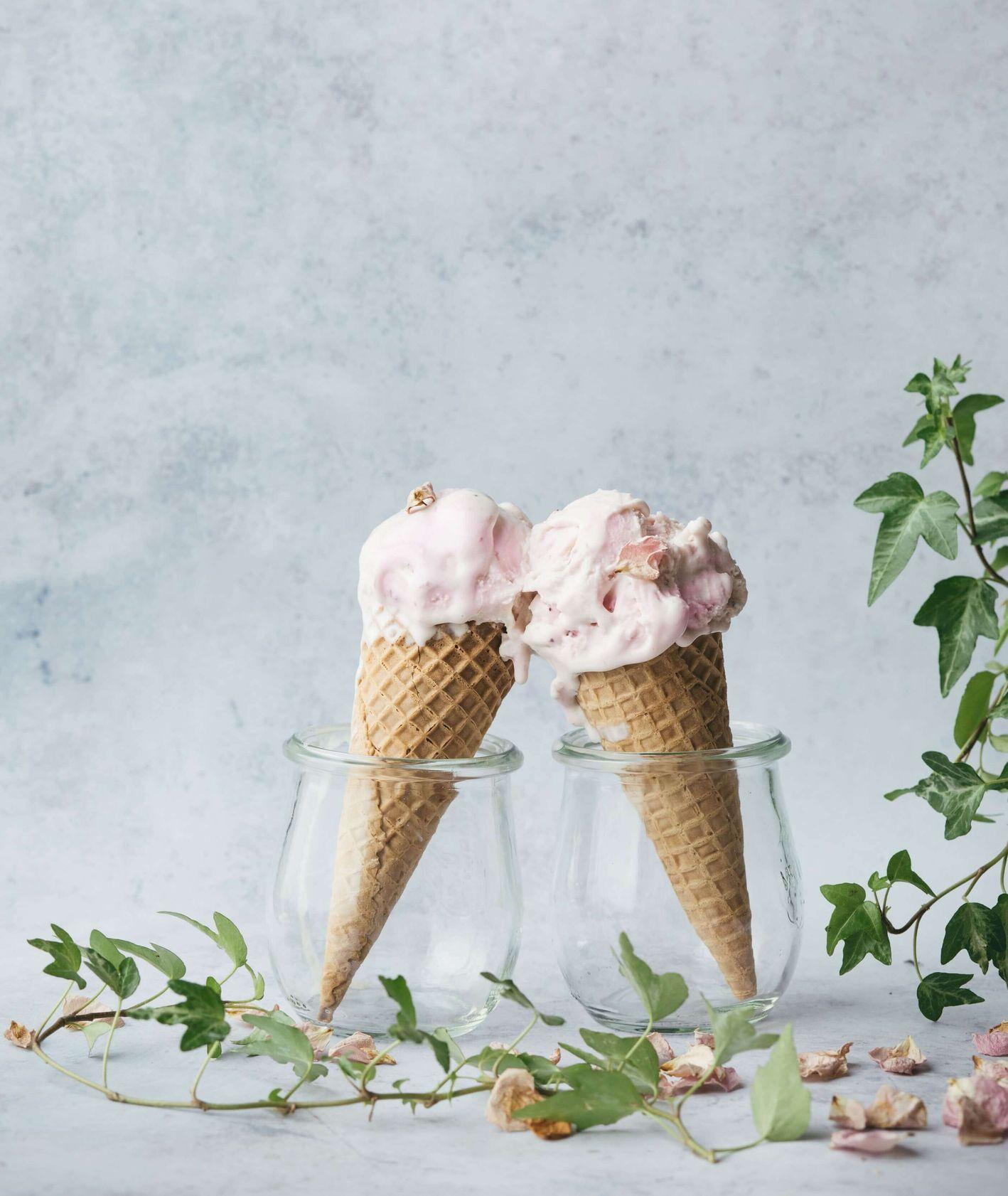 czy lody są zdrowe, ile kalorii mają lody, (fot. Heather Barnes)