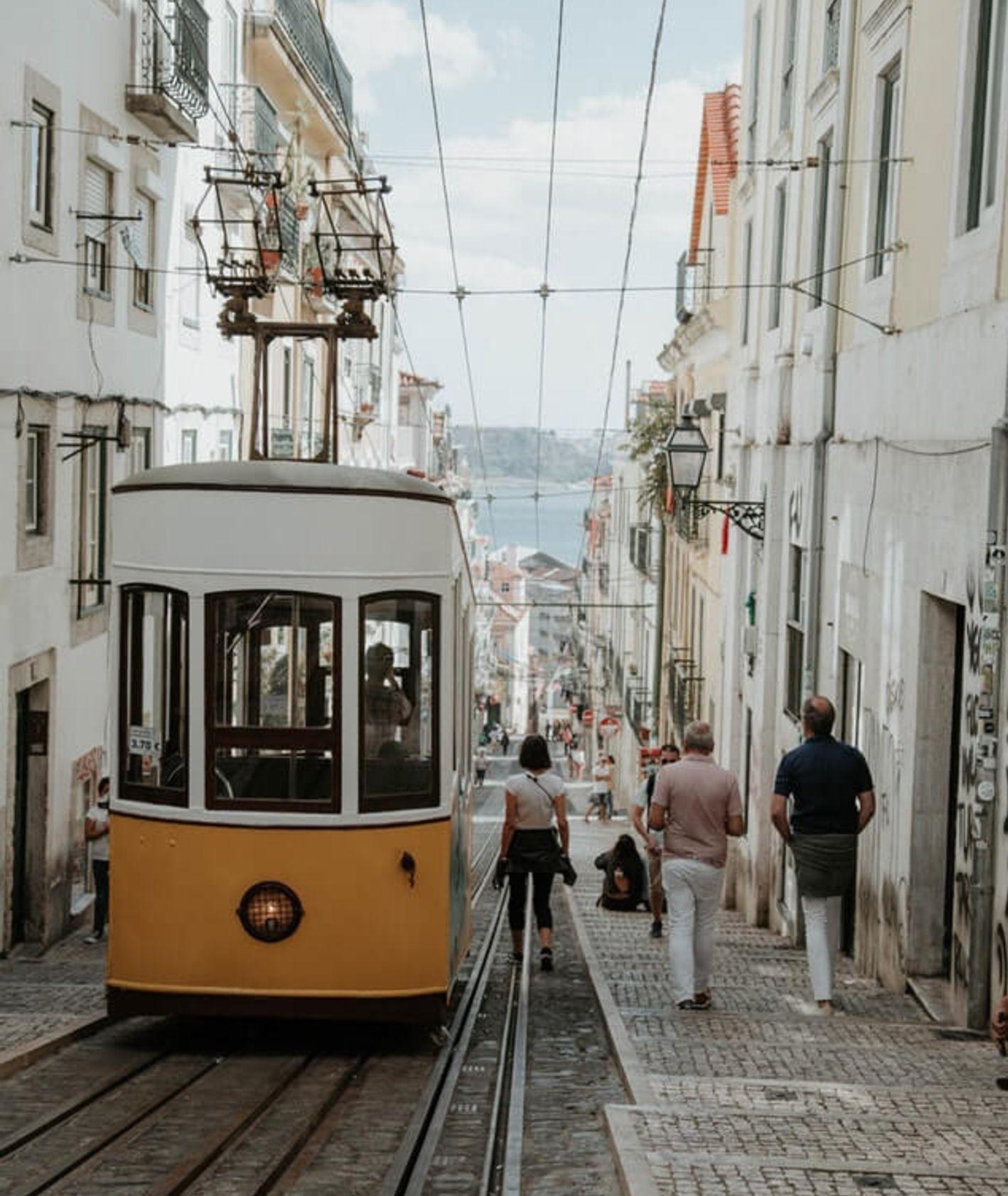 Lizbona, przewodnik po Lizbonie