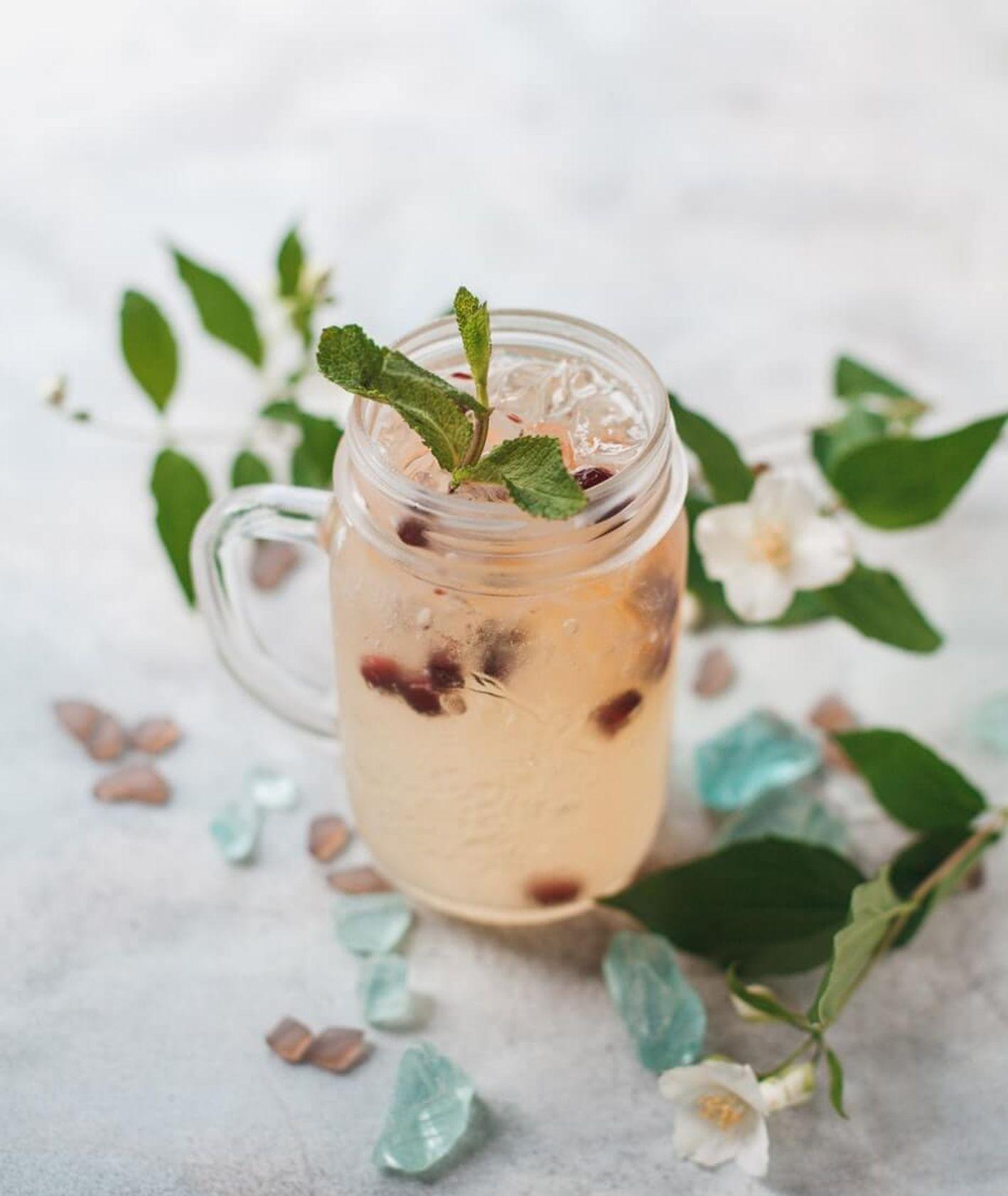 przepis na drinka z wódką i żurawiną