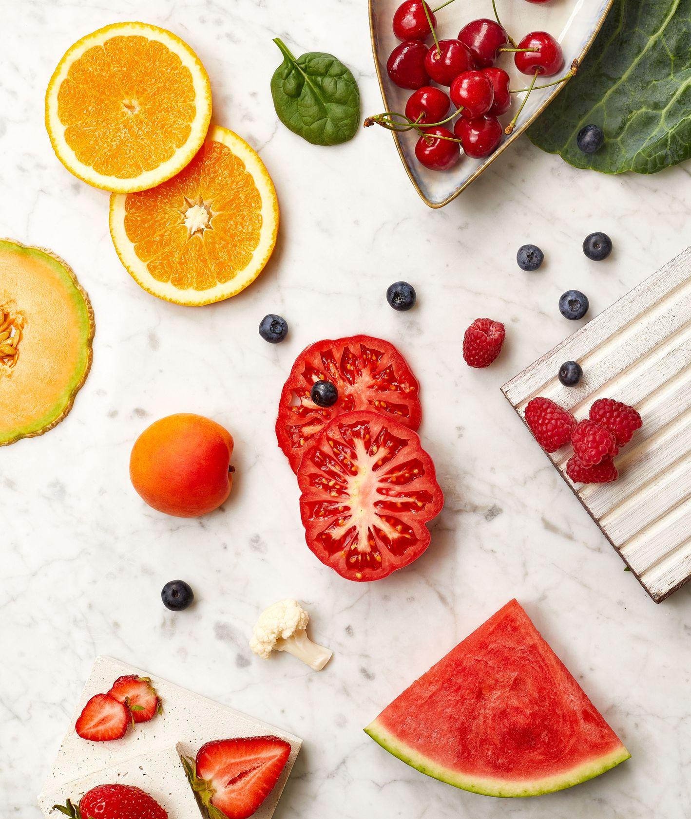 Przepisy na upał. Co jeść w upał. Najlepsze przepisy na ochłodę (fot. Maciek Niemojewski)