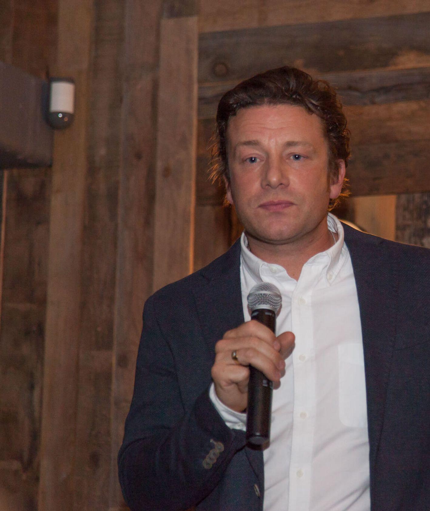 Dlaczego Jamie Oliver zbankrutował