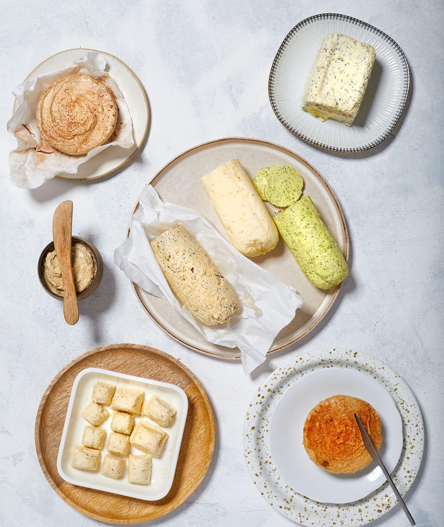 Kompozycja maseł smakowych (fot. Maciek Niemojewski)