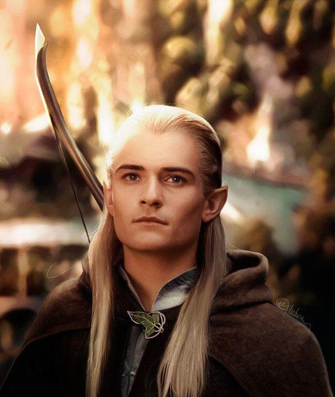 Znane i nieznane fantasy – Legolas z Władcy Pierścieni (fot. kadr z filmu)