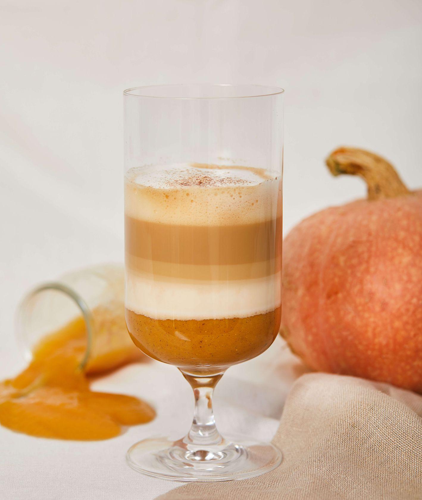 Szybkie Pumpkin Spice Latte