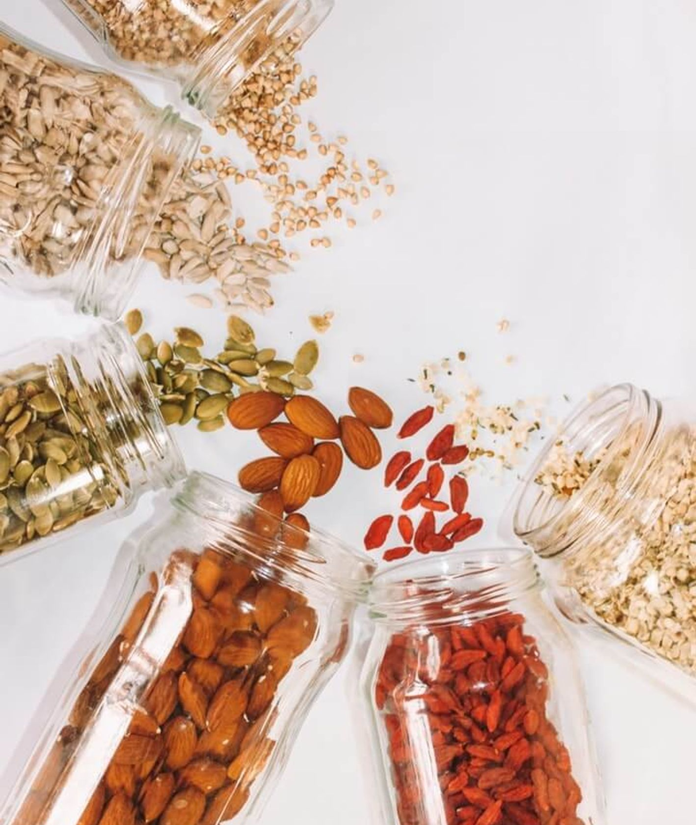 superfood, superfoods, jagody goji, goji seeds, kukbuk na trope, zdrowa żywność, prawda o super foods