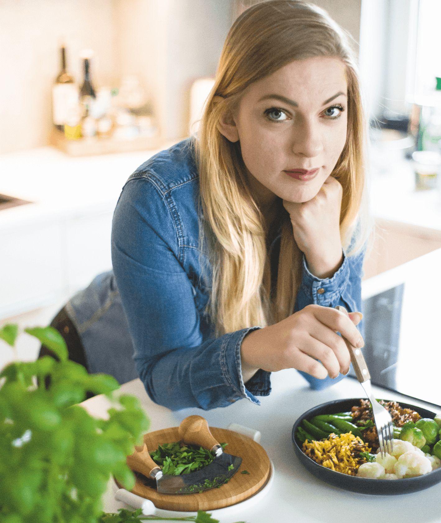 """Viola Urban – autorka książki """"Dieta na wynos. 100 przepisów na zdrowy lunch"""""""
