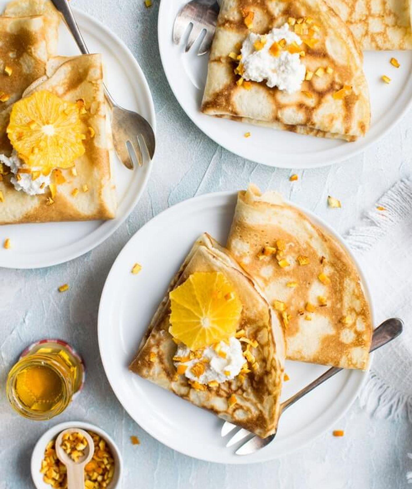 naleśniki nie muszą być nudne - oto 5 alternatyw na śniadaniowych naleśników - naleśniki z całego świat