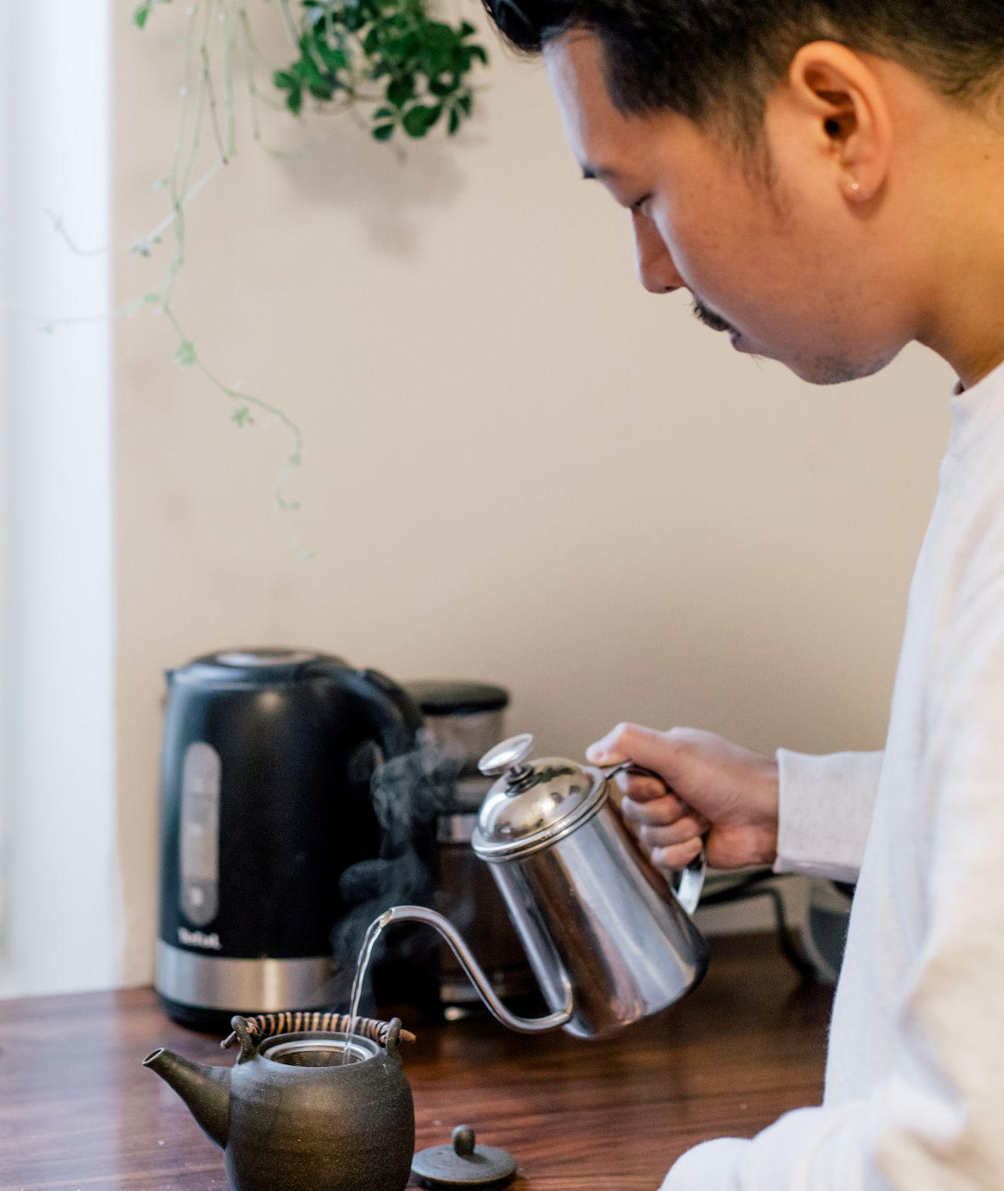 5 minut w kuchni - Shota Nakayama, wywiad z szefem kuchni Happa to Mame ( Michał Lichtański / mili.studio )