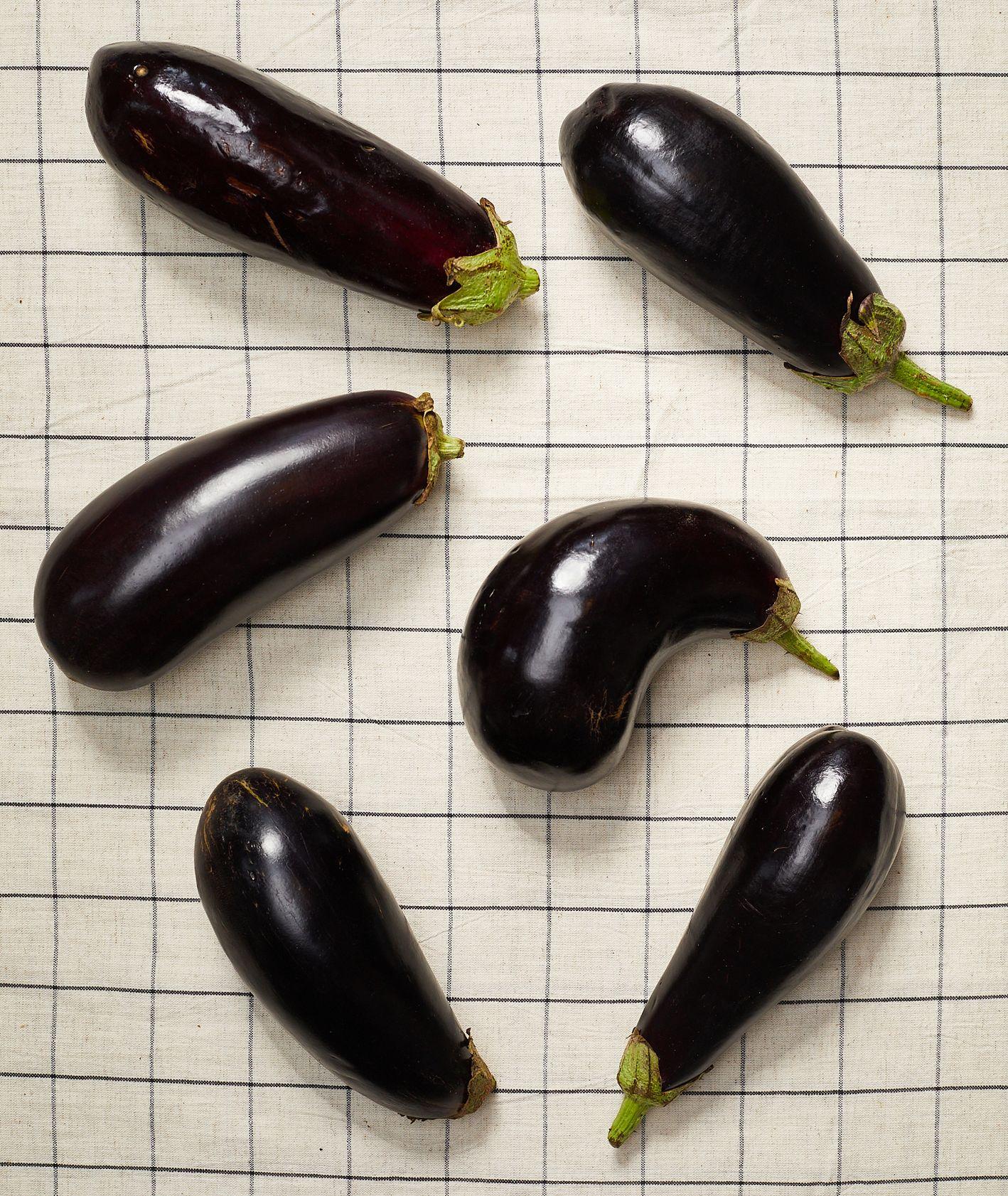 Kuchnia włoska, przepisy na bakłażany. Jak przygotować bakłażan (fot. Maciek Niemojewski)