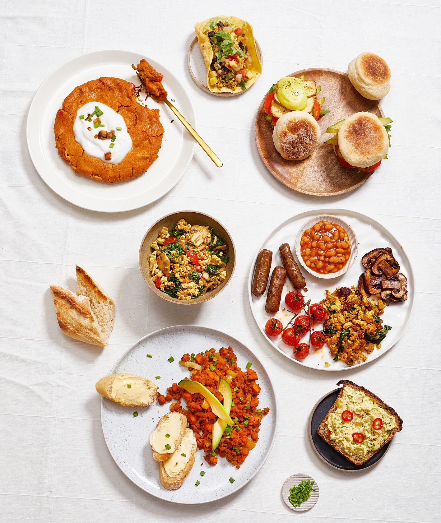 Przepisy na wegańskie śniadania (fot. Maciek Niemojewski)