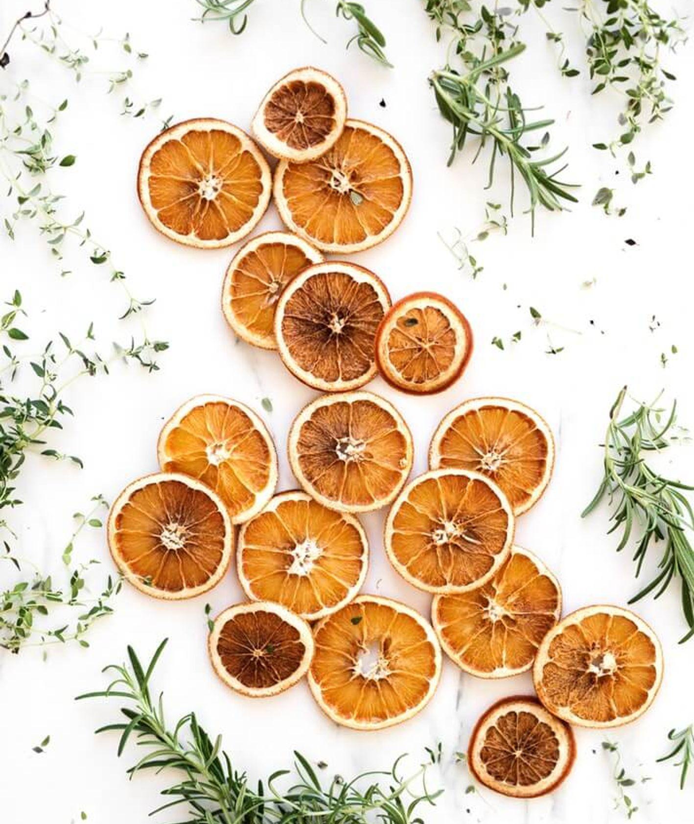 Suszone pomarańcze (fot. Stephanie Studer)