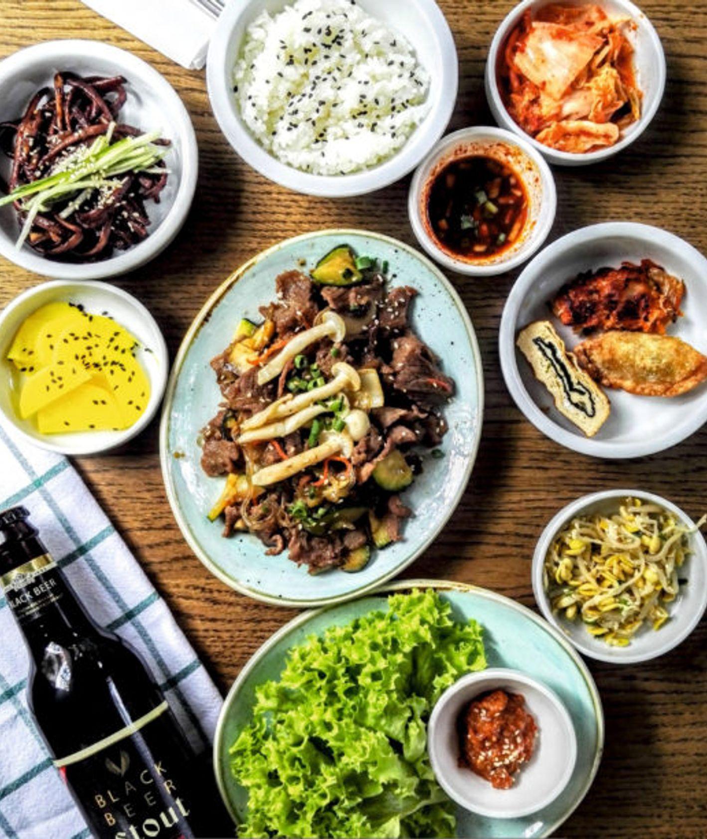 Najlepsze Restauracje Koreanskie W Warszawie Kuchnia Koreanska