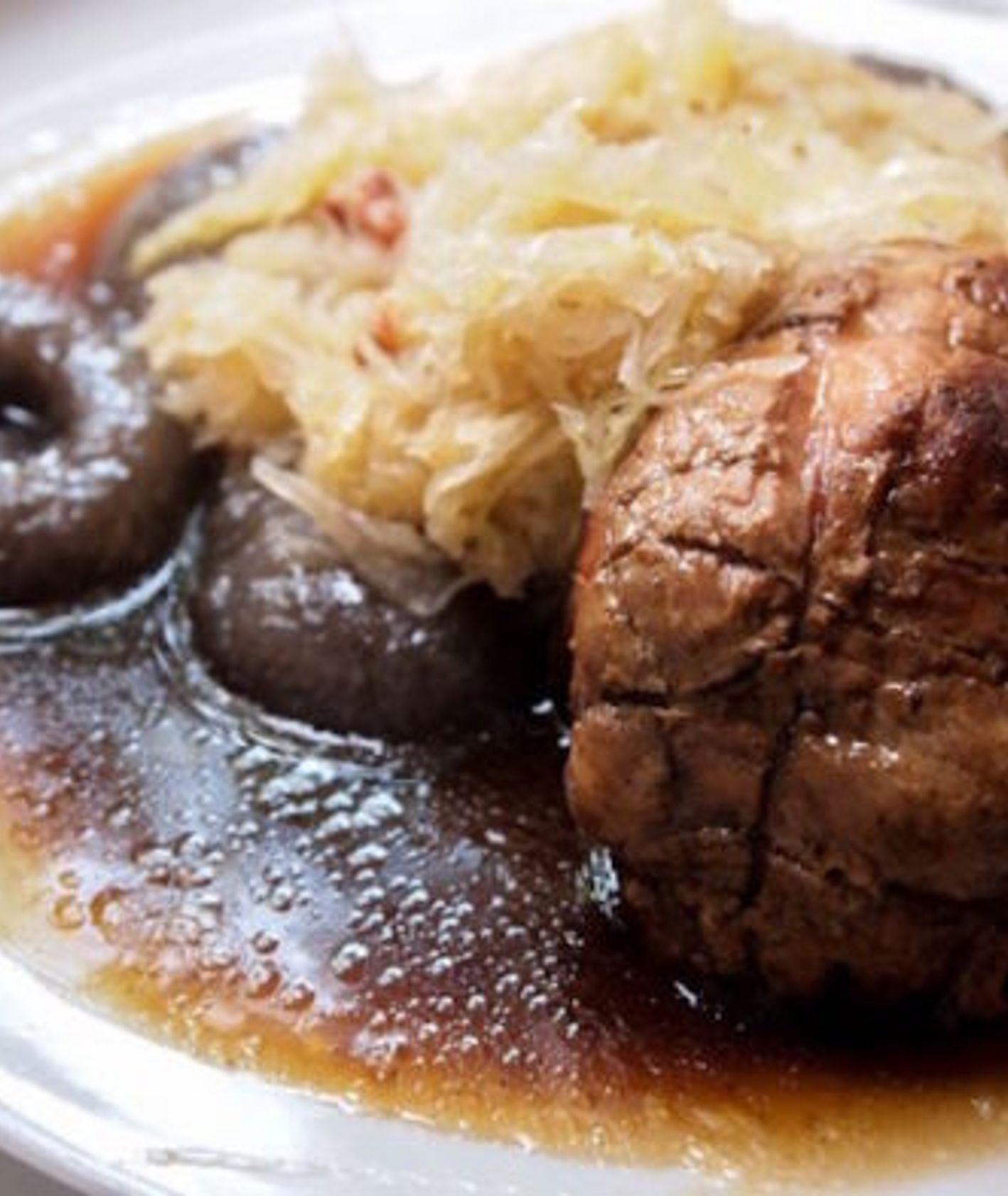 Tradycyjne dania Śląskie