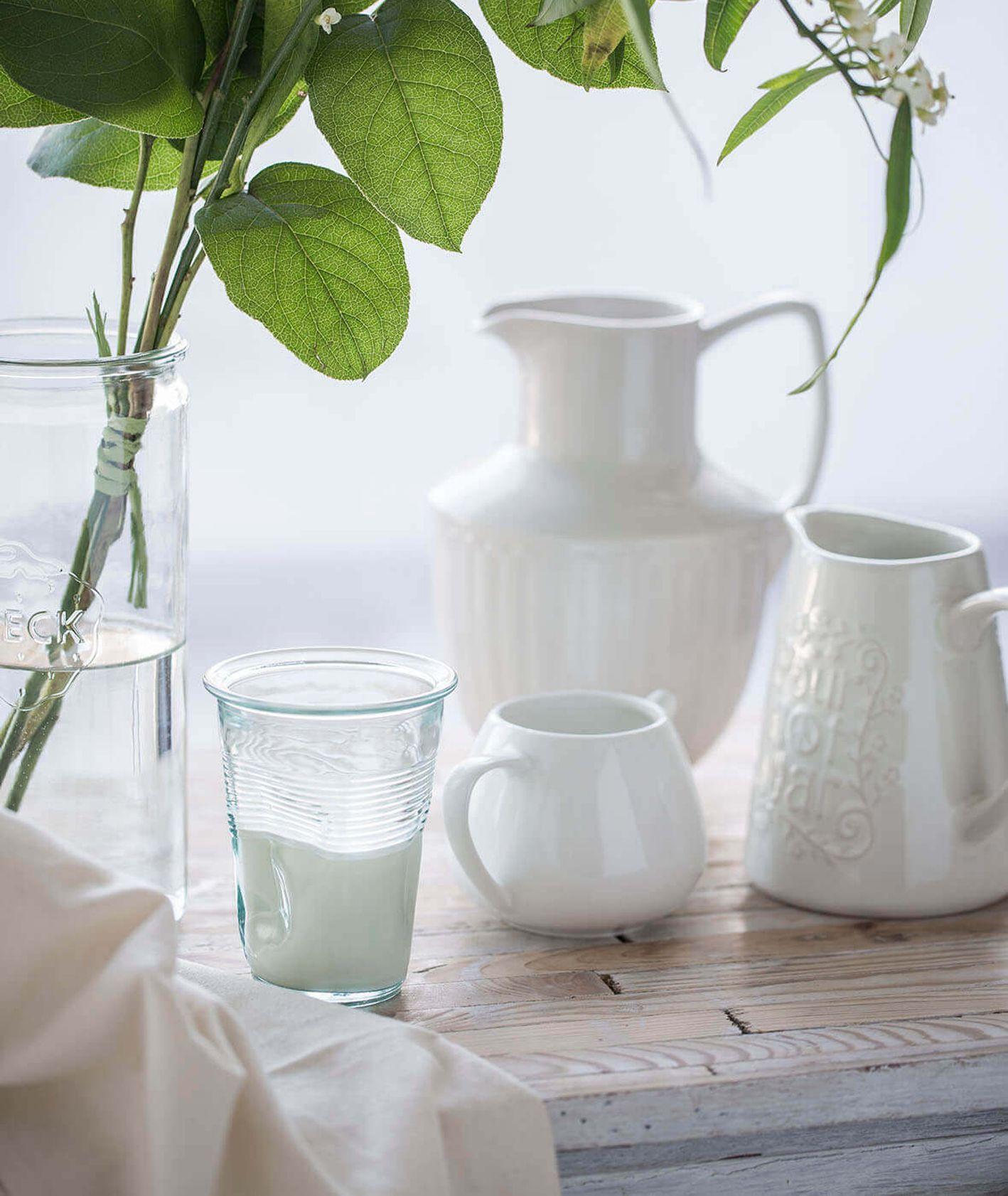 Domowe mleko roślinne - dieta wegańska