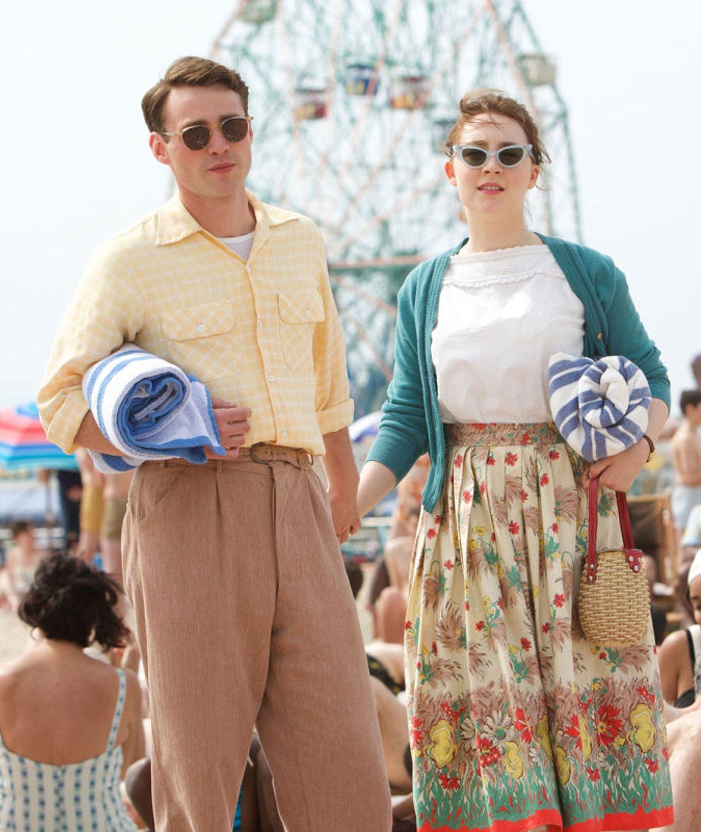 "Coney Island w filmie ""Brooklyn"" (fot. kadr z filmu)"