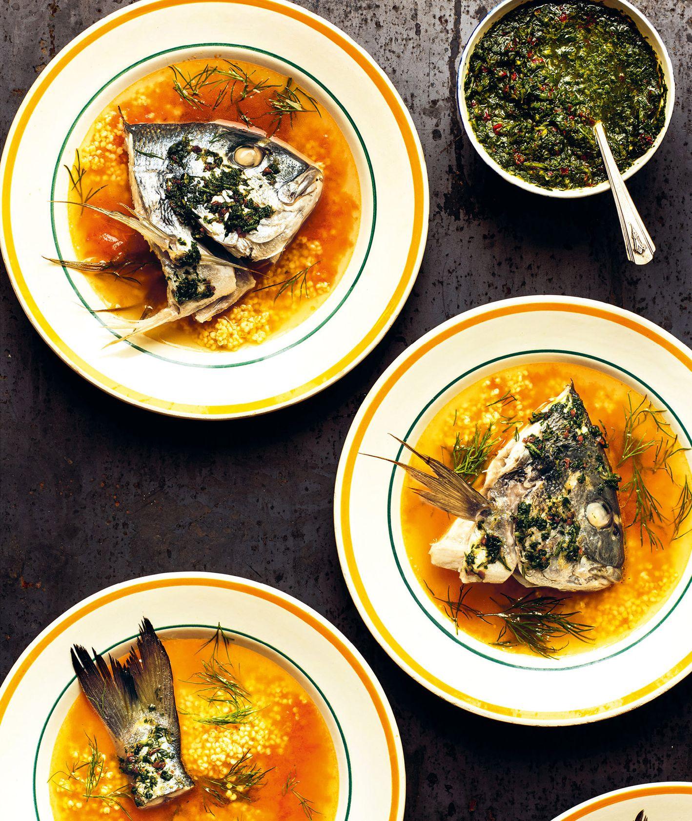 Przepis na zupę rybną. Zupa rybna jak zrobić. (fot. materiały prasowe / Sielskie Smaki)