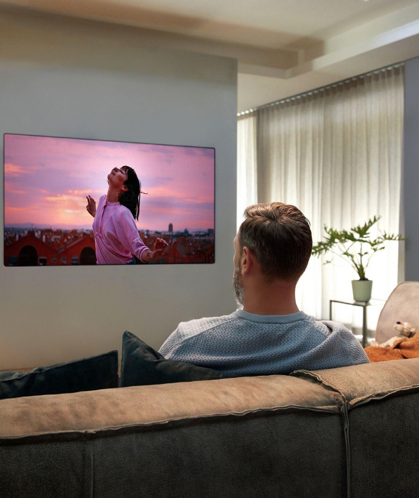 LG OLED. Pozytywne aspekty siedzenia przed telewizorem