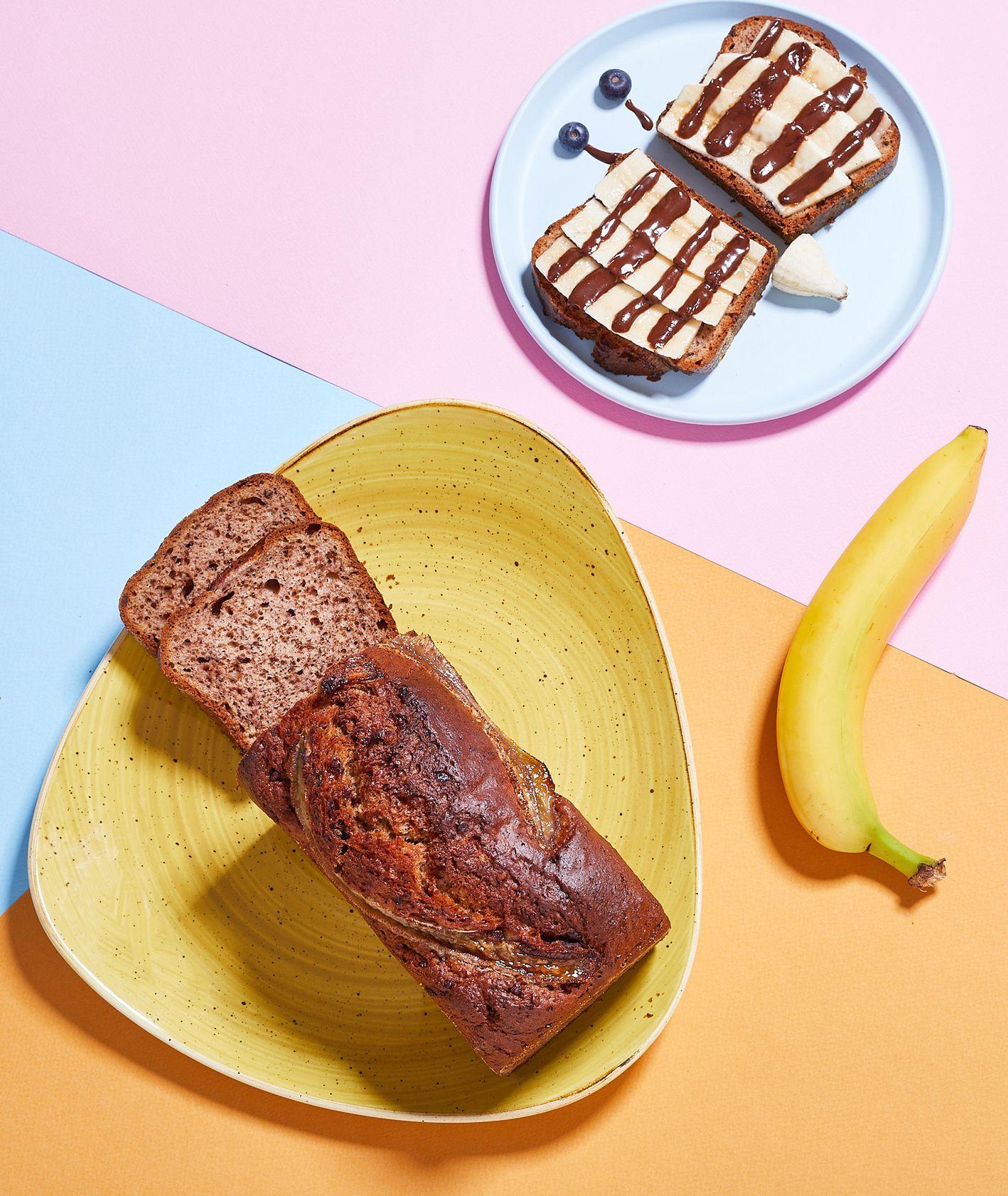 Chlebek bananowy (fot. Maciek Niemojewski)