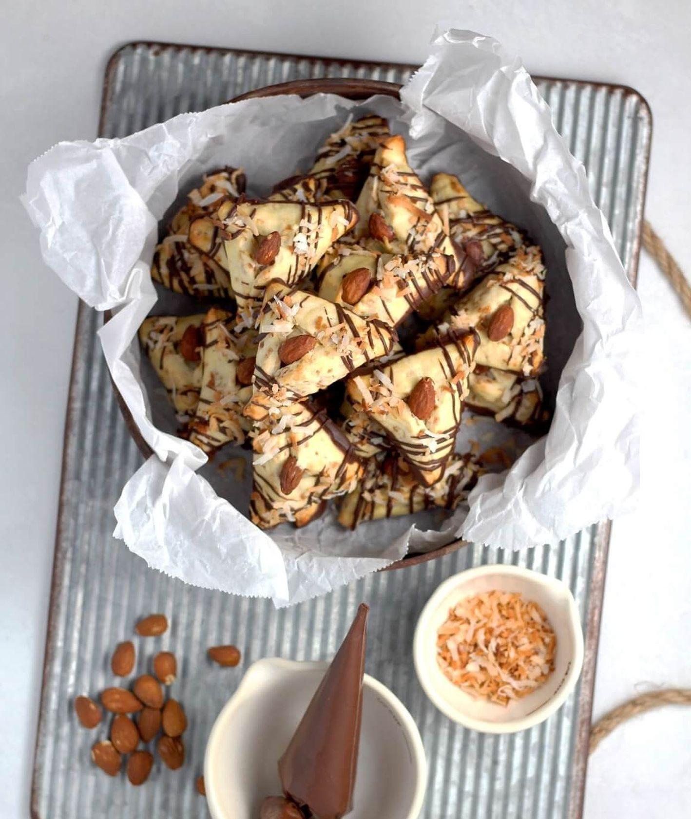 Przepis na różna rodzaje cieszyńskich ciasteczek (fot. sheri silver)