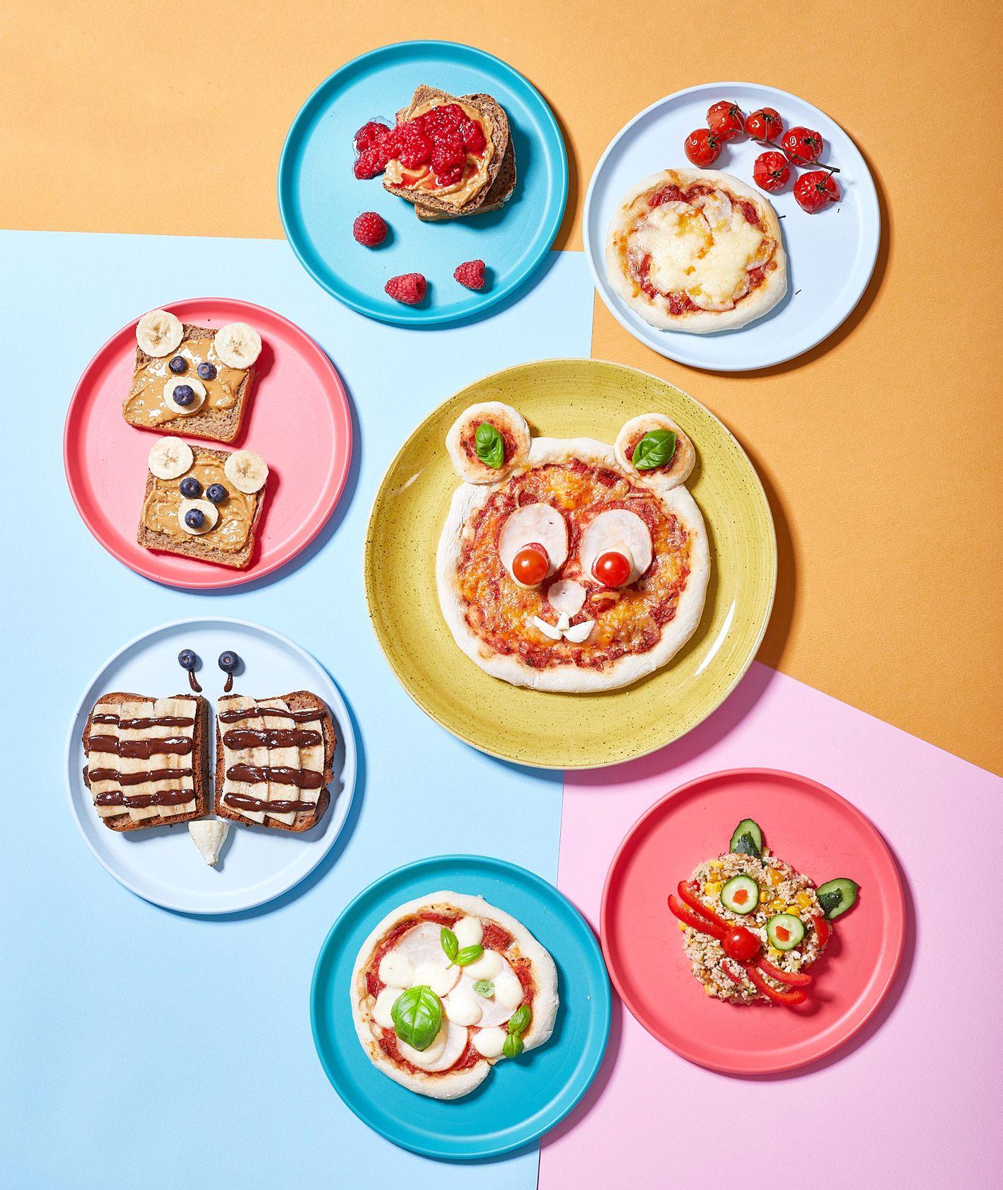 Pełnowartościowe śniadania dla dzieci (fot. Maciek Niemojewski)