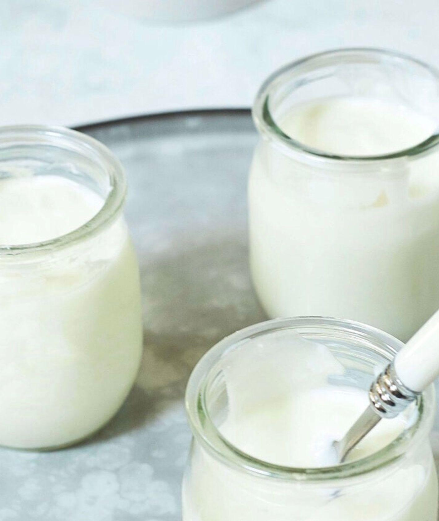 Przepis na jogurt