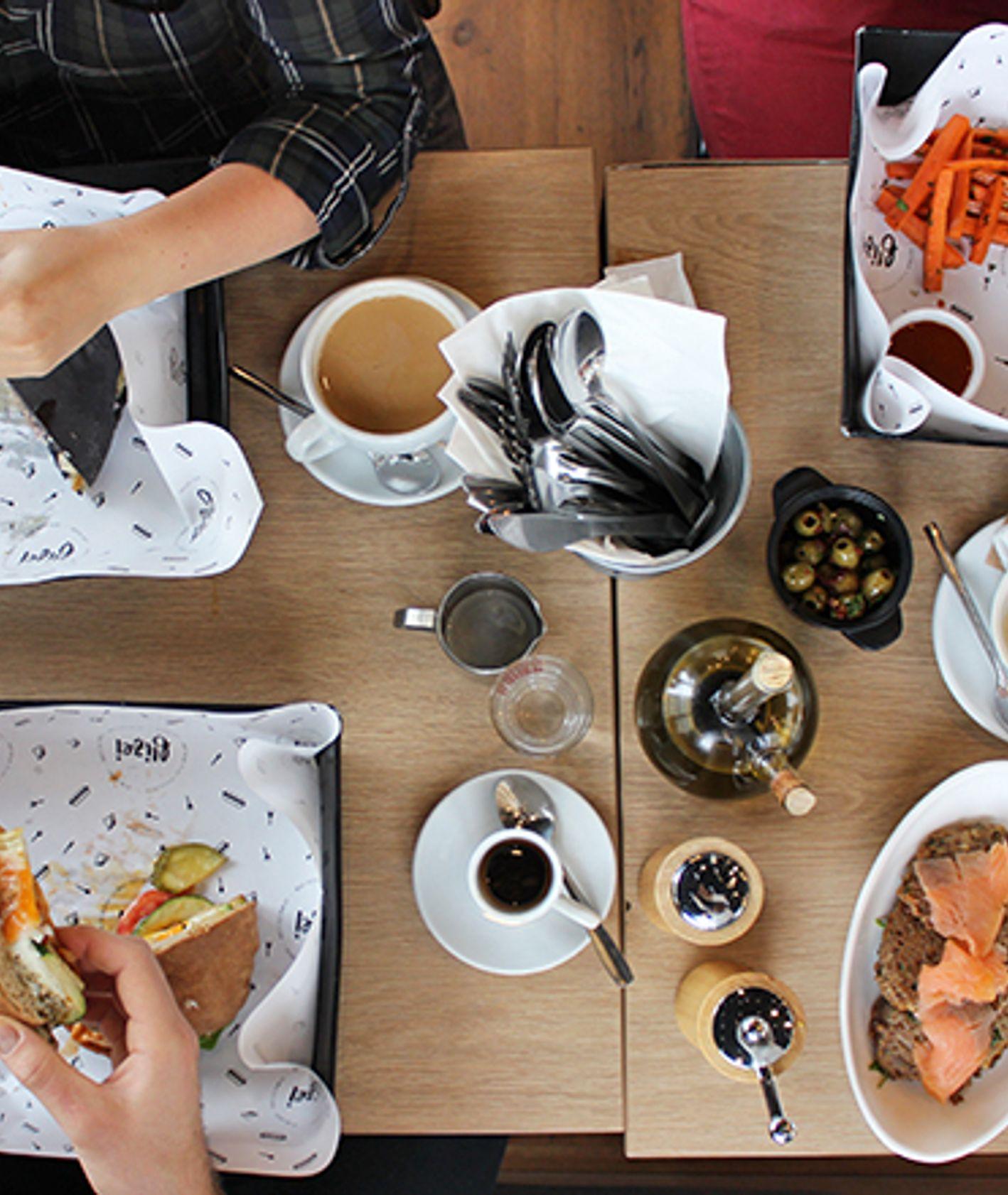 Najlepsze śniadania w Gdyni