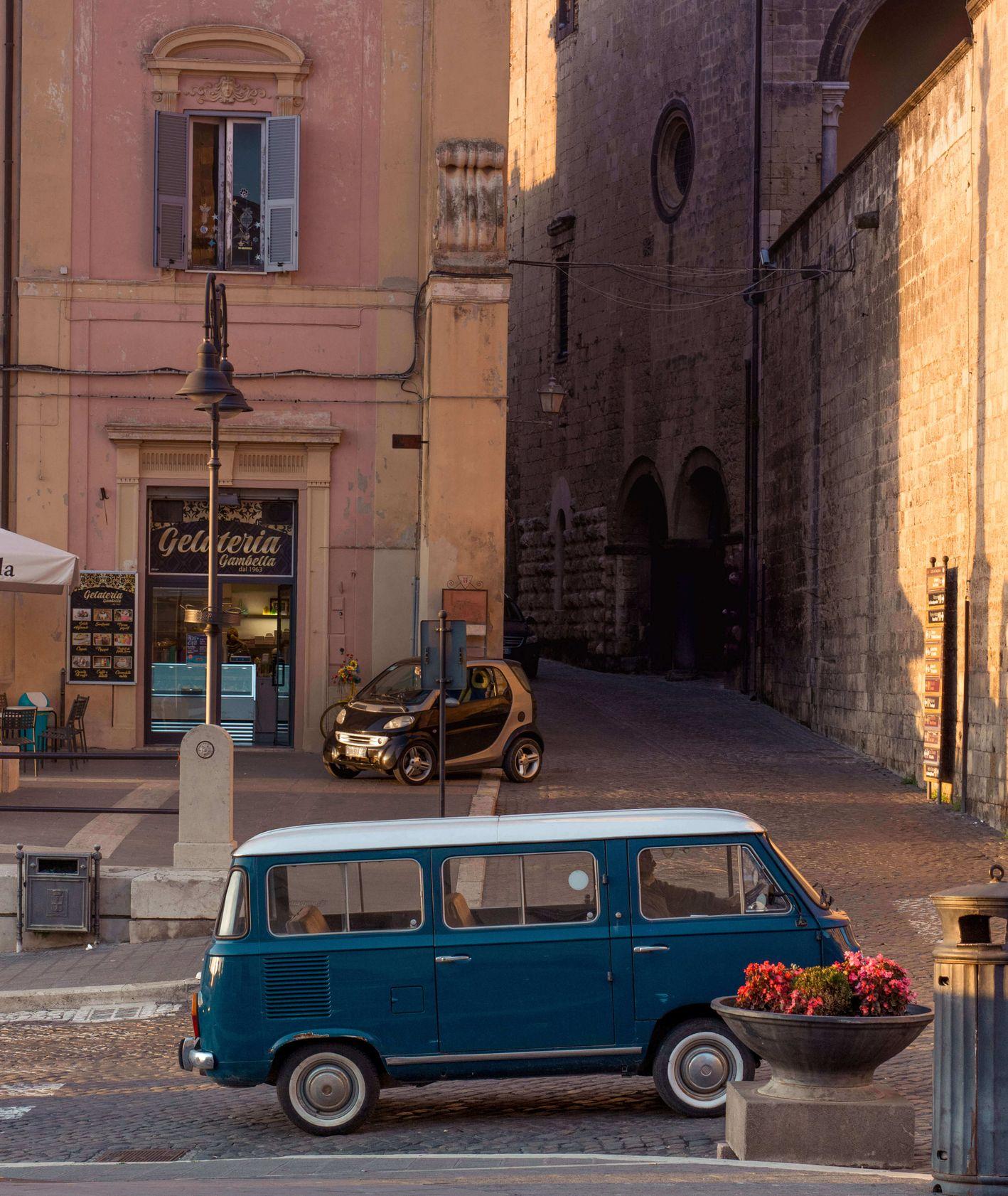 nieznane miejsca w rzymie