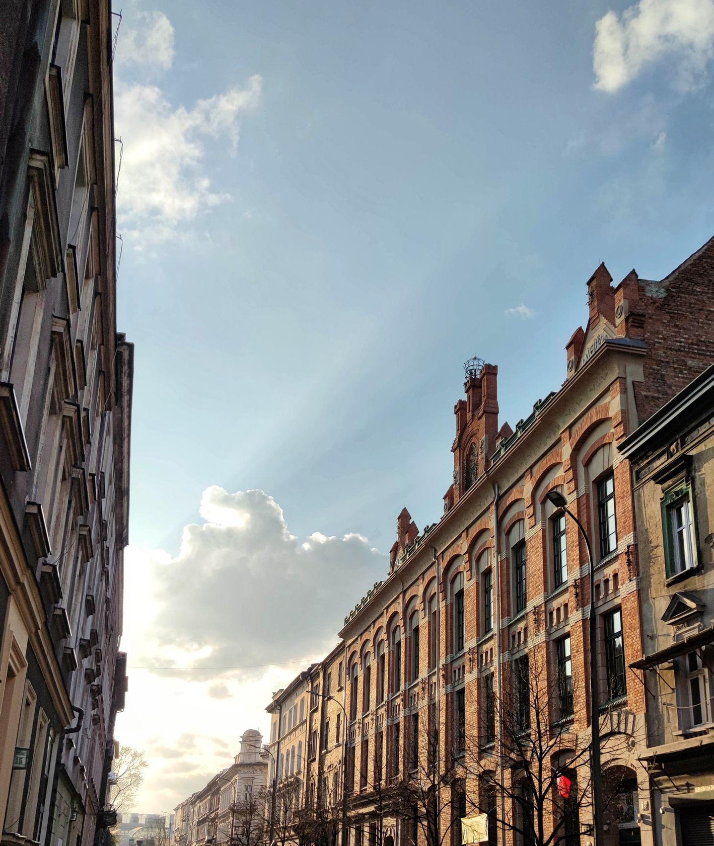 Krakowski Kazimierz, ulice Krakowa (fot. Diana Kosiorek)