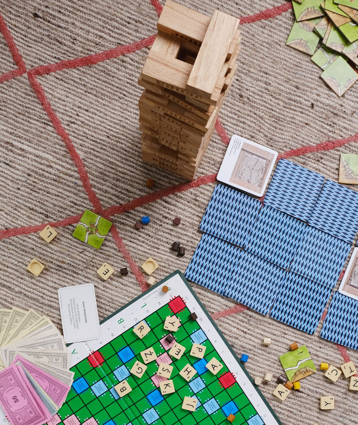 Podstawowe zasady gier planszowych dla dzieci i dorosłych (fot. Marcin Lewandowski)