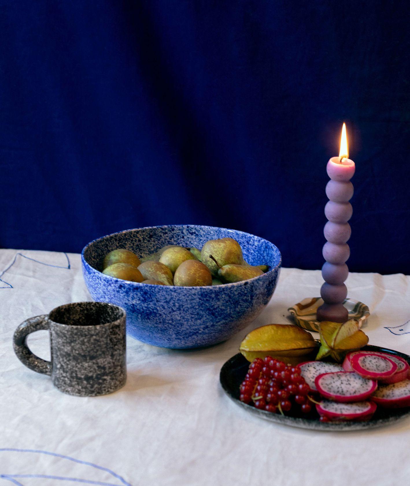 Polska ceramika, misa, świecznik, kubek marki Fenek (fot. materiały prasowe)