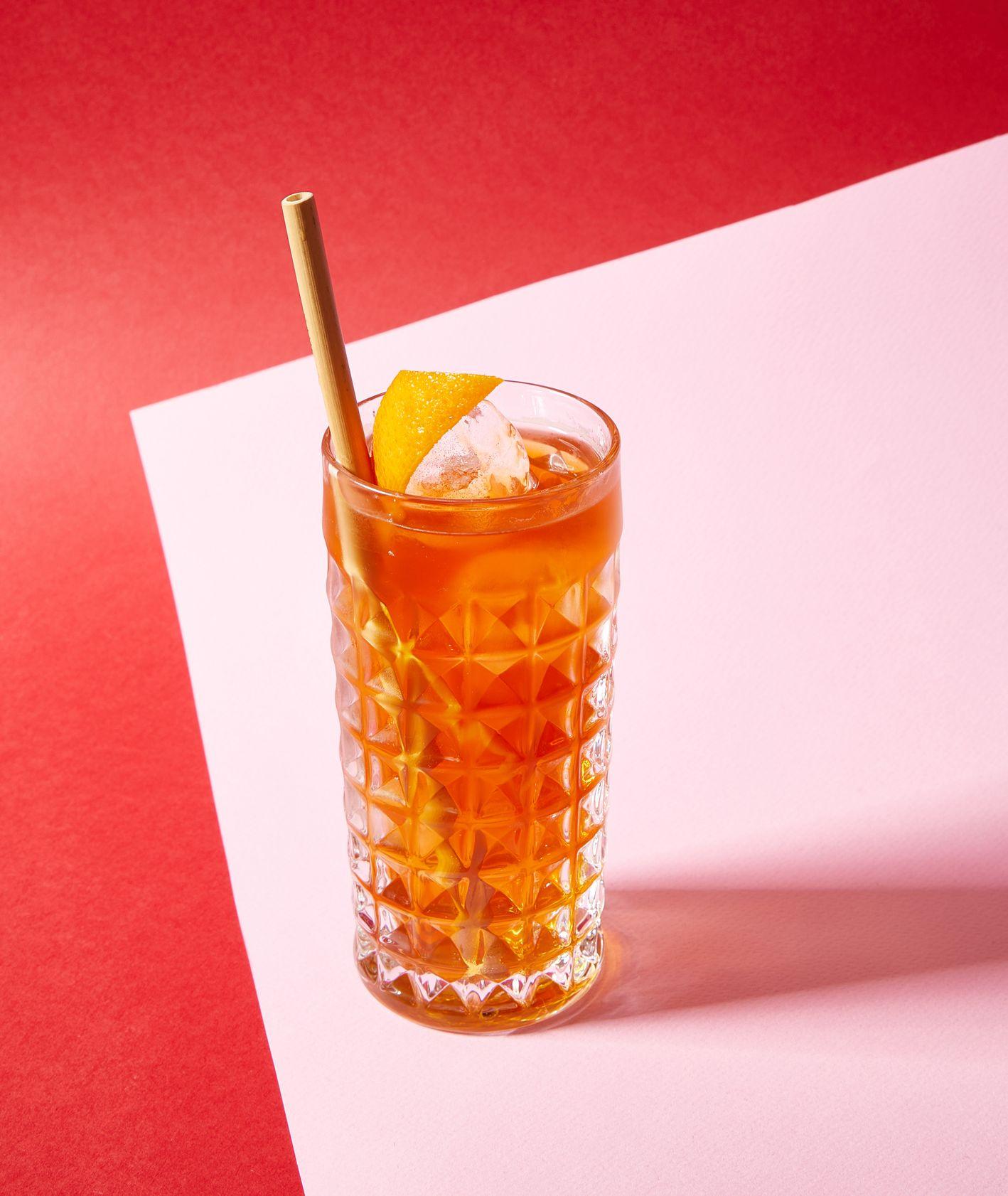 Przepis na drink whiskey i kawą (fot. Maciek Niemojewski)