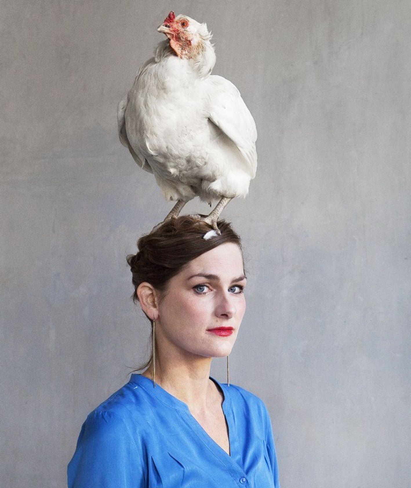 Portret Marije Vogelzang, specjalistki od eating design (fot. materiały prasowe)