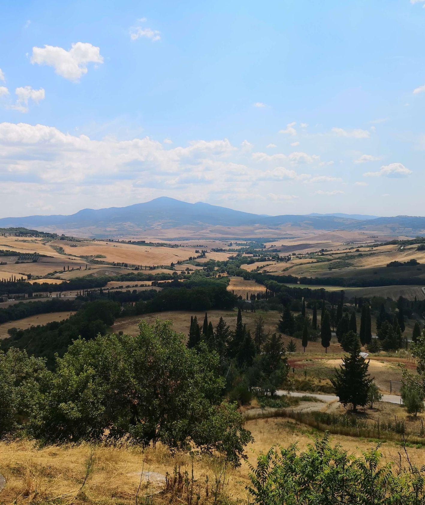 Monte Amiata (fot. Bartek Kieżun)