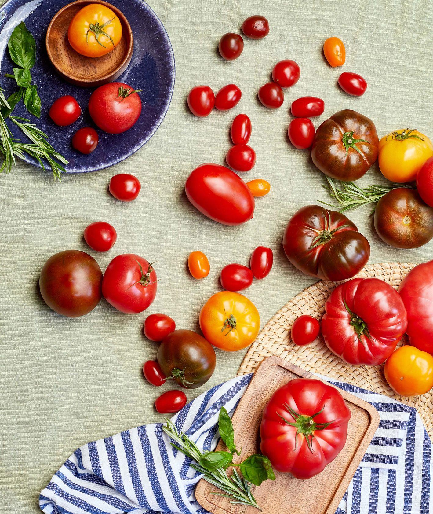 Pomidory – najlepsze sezonowe przepisy (fot. Maciej Niemojewski)
