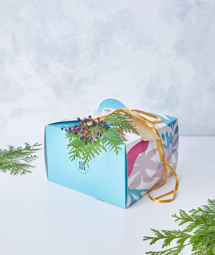 Zestawy prezentowe KUKBUK ZE SMAKIEM pudełko