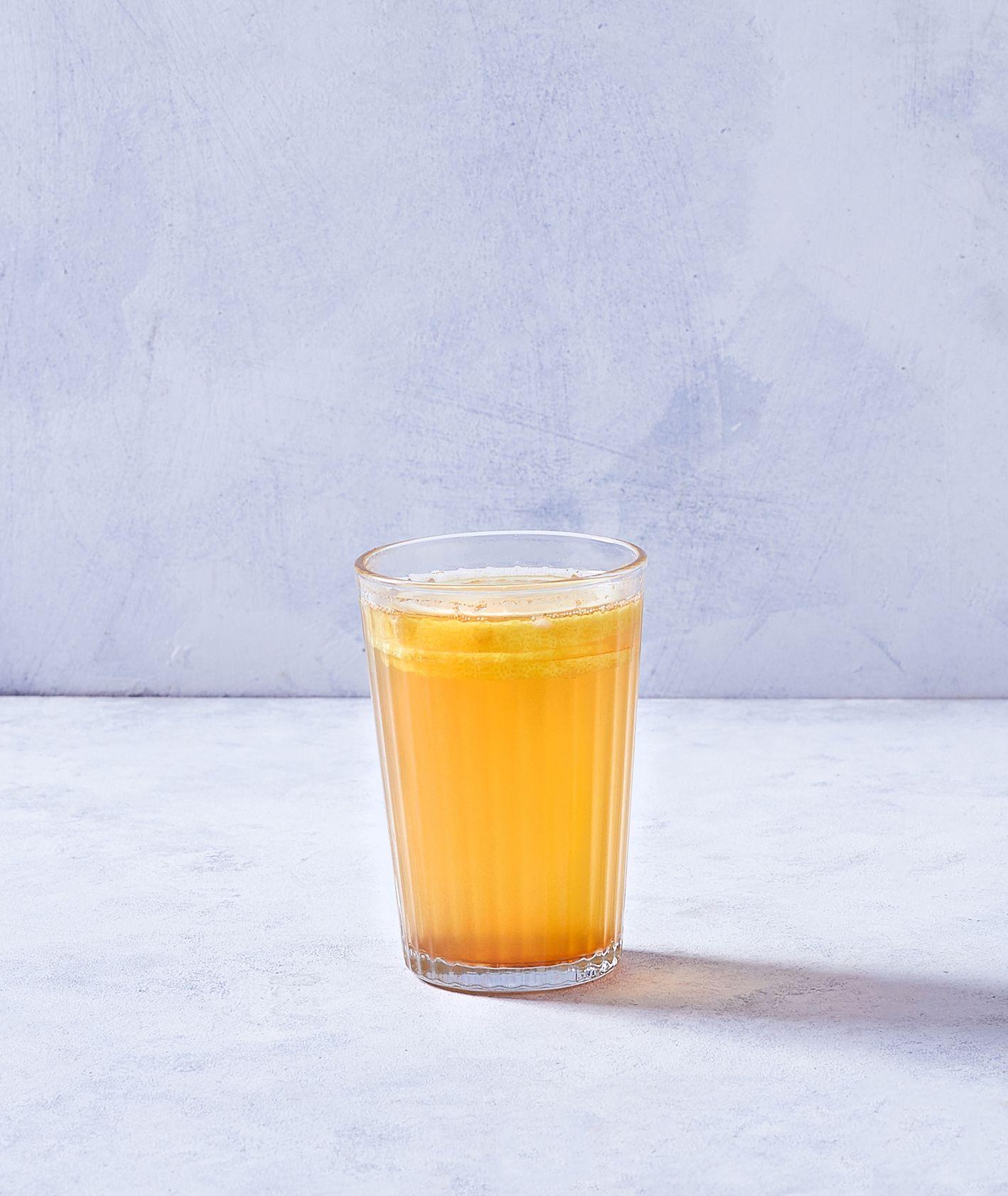 Napar na bazie zielonej herbaty z dodatkiem ieprzu cayenne, fot. Marcin Lewandowski