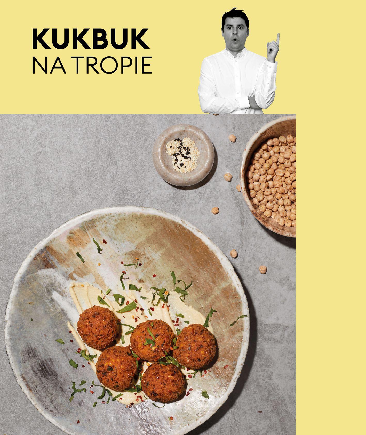 jak zrobić falafel? przepis na domowy falafel, tradycyjne danie kuchnia libańska