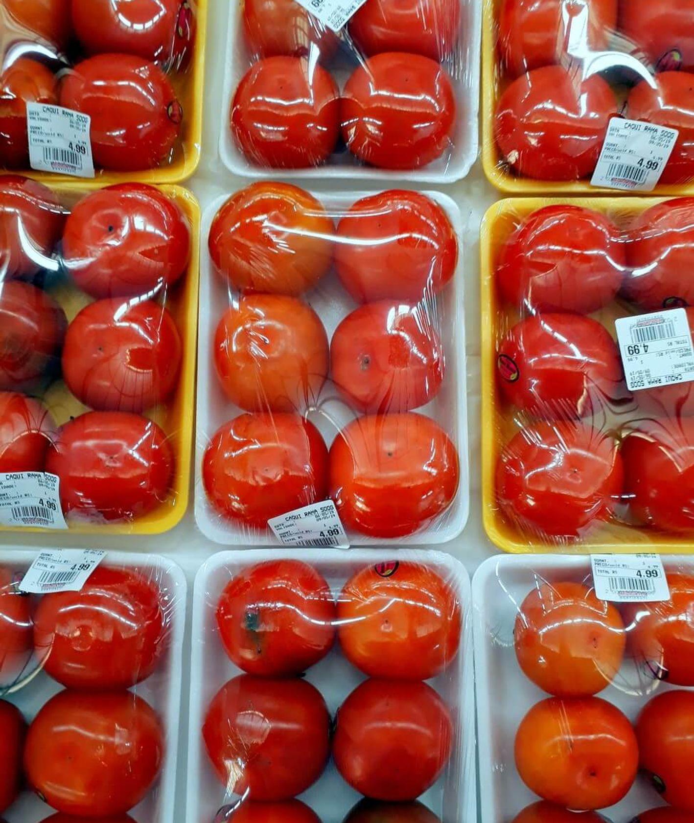 pomidory w folii