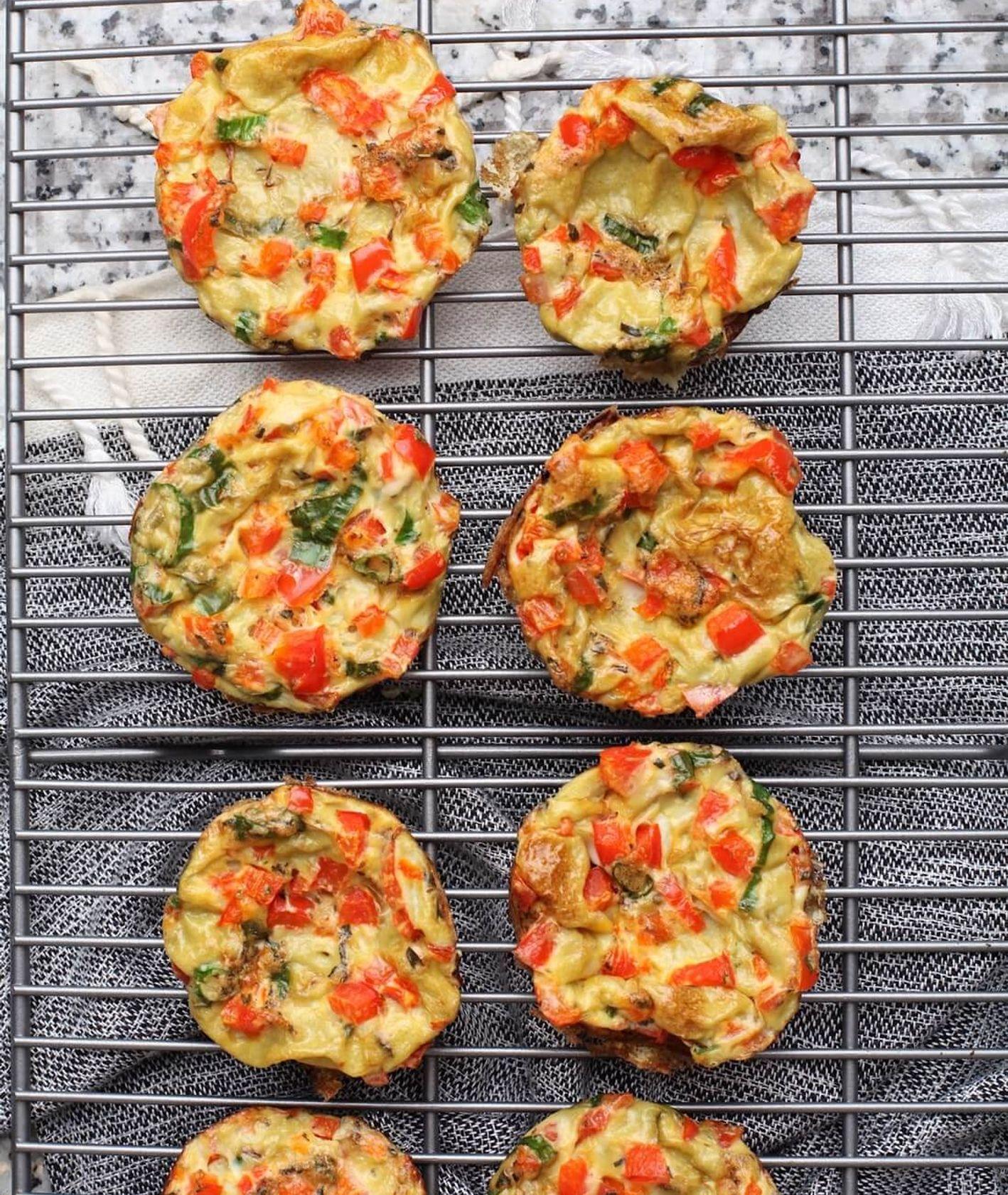 zapiekanki z serem i warzywami na wieczór - szybki przepis (fot. Kaitlyn Chow)
