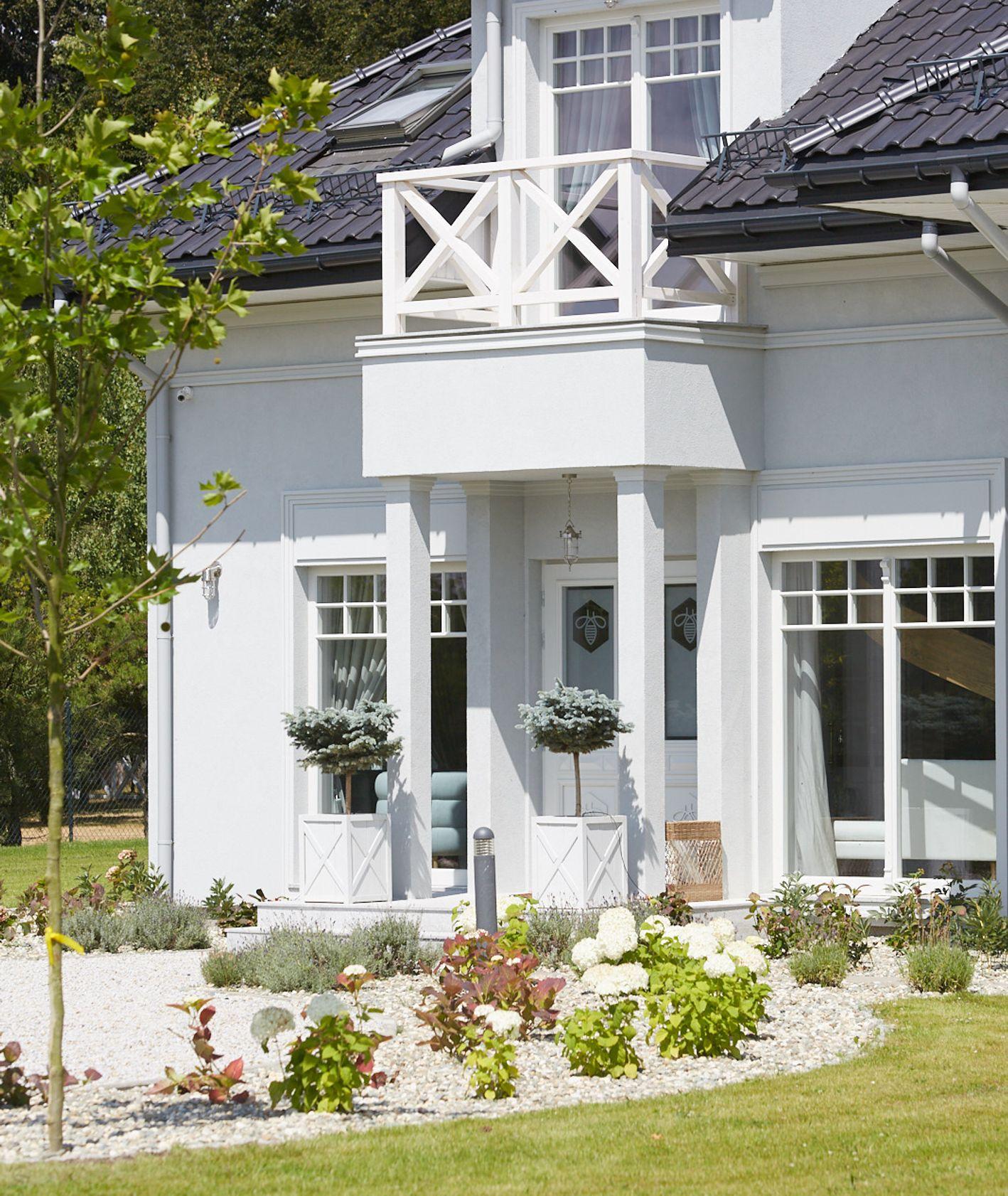 Wejście do pensjonatu Farma Bii (fot. Dinnershow Studio)