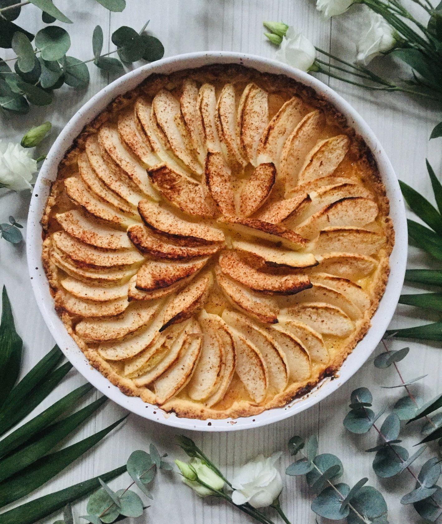 tarta z jabłkami (fot. Megi Rychlik)