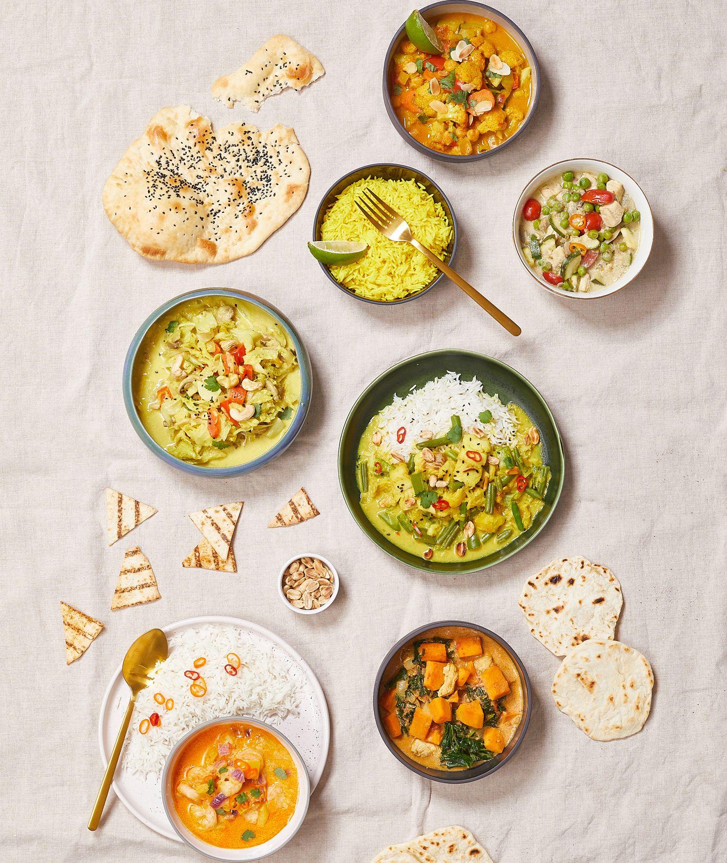 Jak zrobić curry. Zestawienie przepisów na curry (fot. Maciek Niemojewski)
