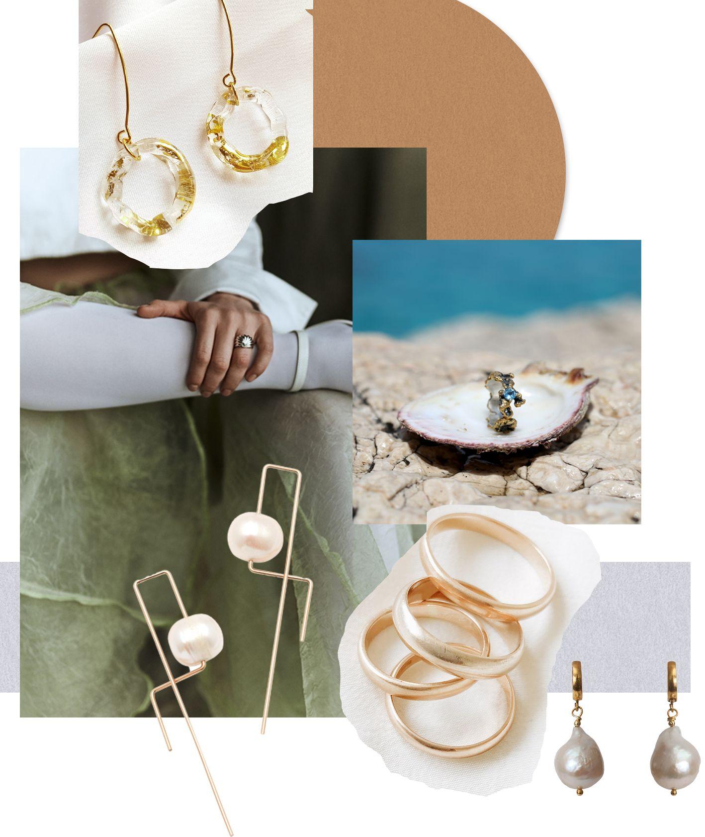 Polecamy najpiękniejsze kolczyki, bransoletki i pierścionki na prezent (fot. materiały prasowe)