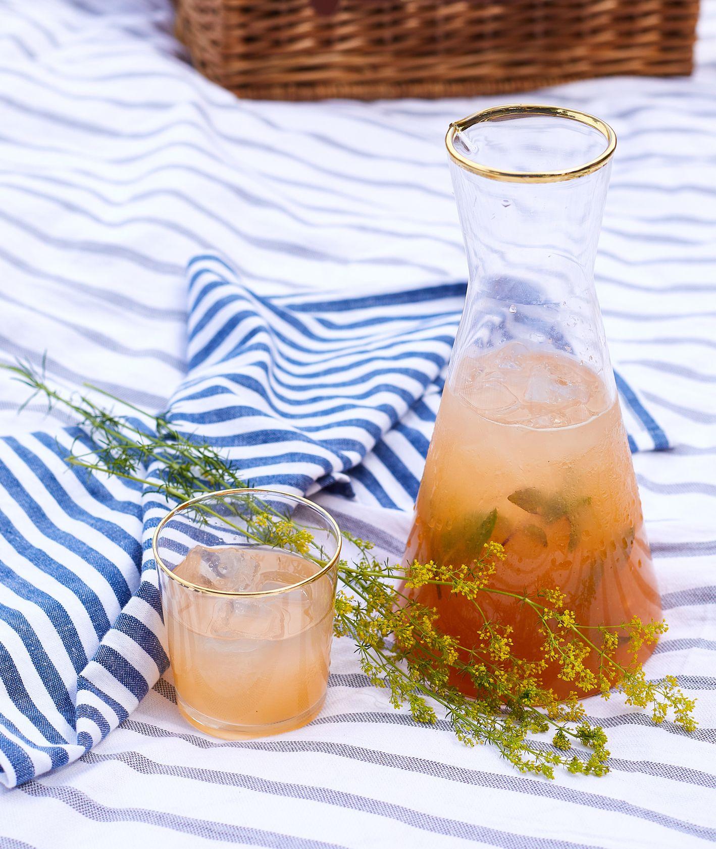 Lemoniada melonowa - prosty przepis