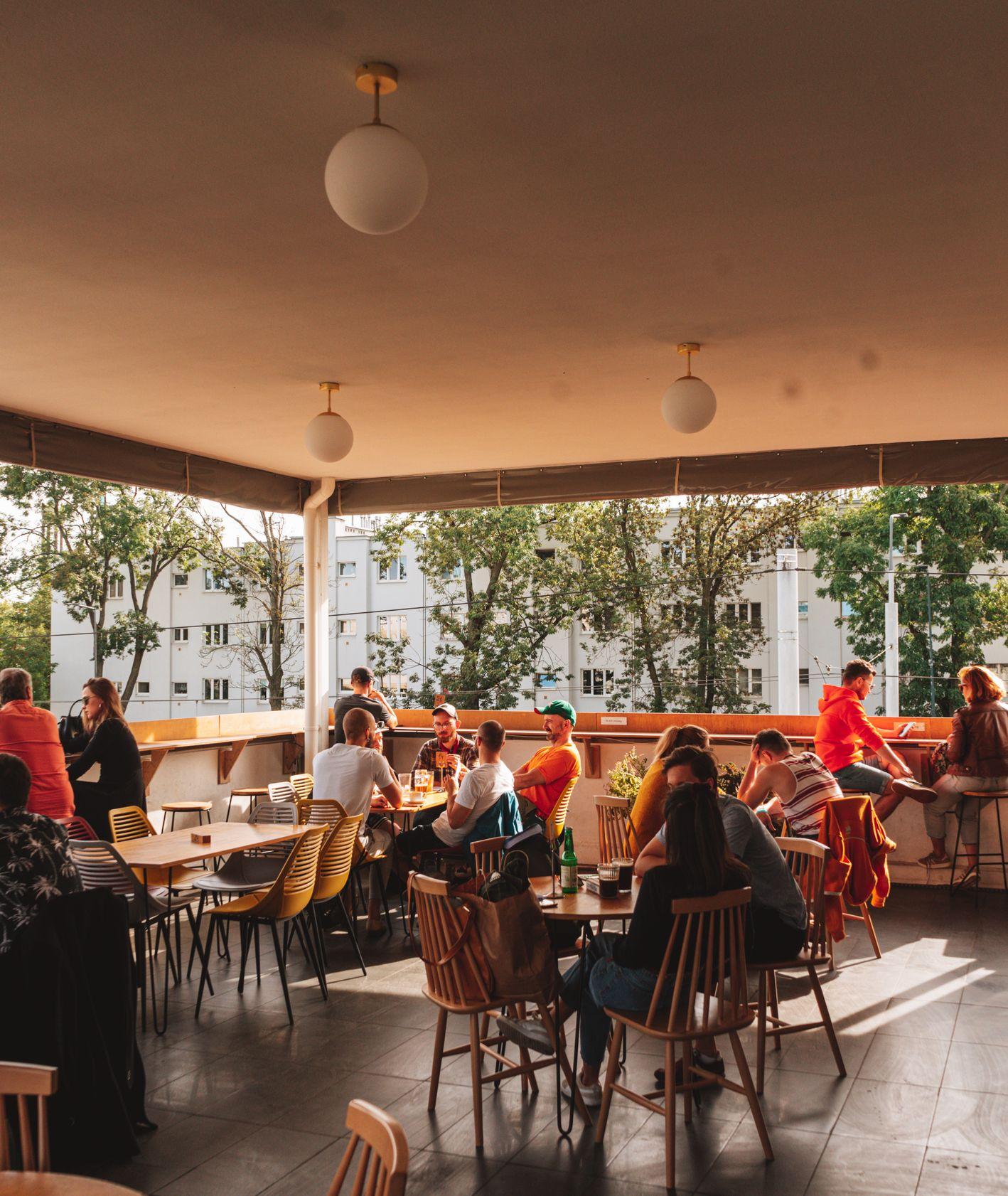 Najlepsze miejsca w Warszawie, Havana Cafe Bar na Żoliborzu (fot. materiały prasowe)