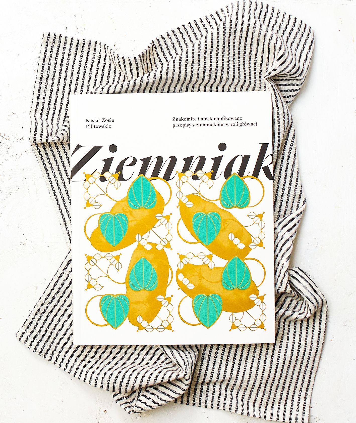 Okładka książki Ziemniak autorstwa Zosi i Kasi Pilitowskich (fot. Paulina Czyżewska)
