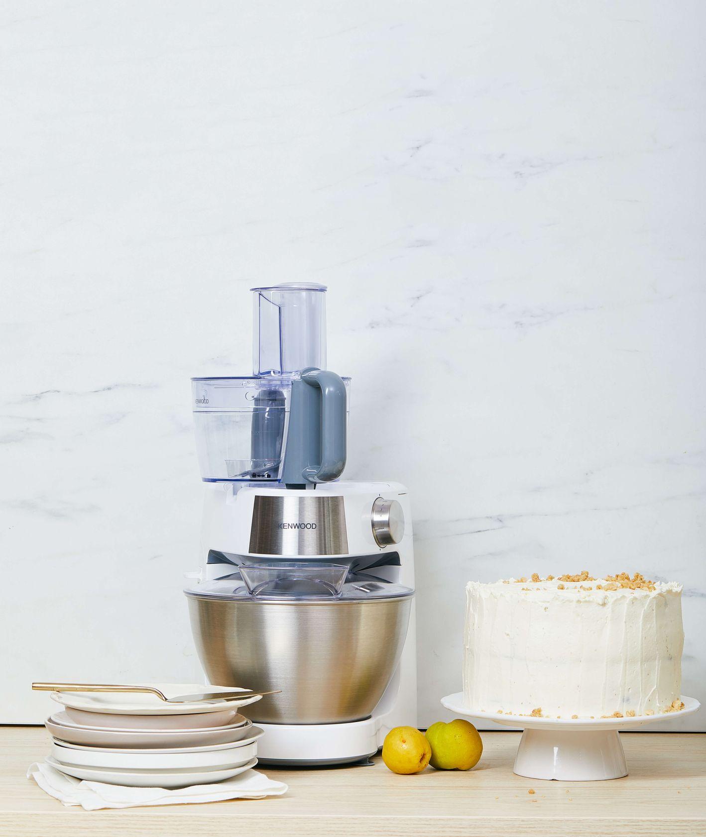 Tort piernikowy – przygotowany z robotem kuchennym Kenwood (fot. Maciek Niemojewski)