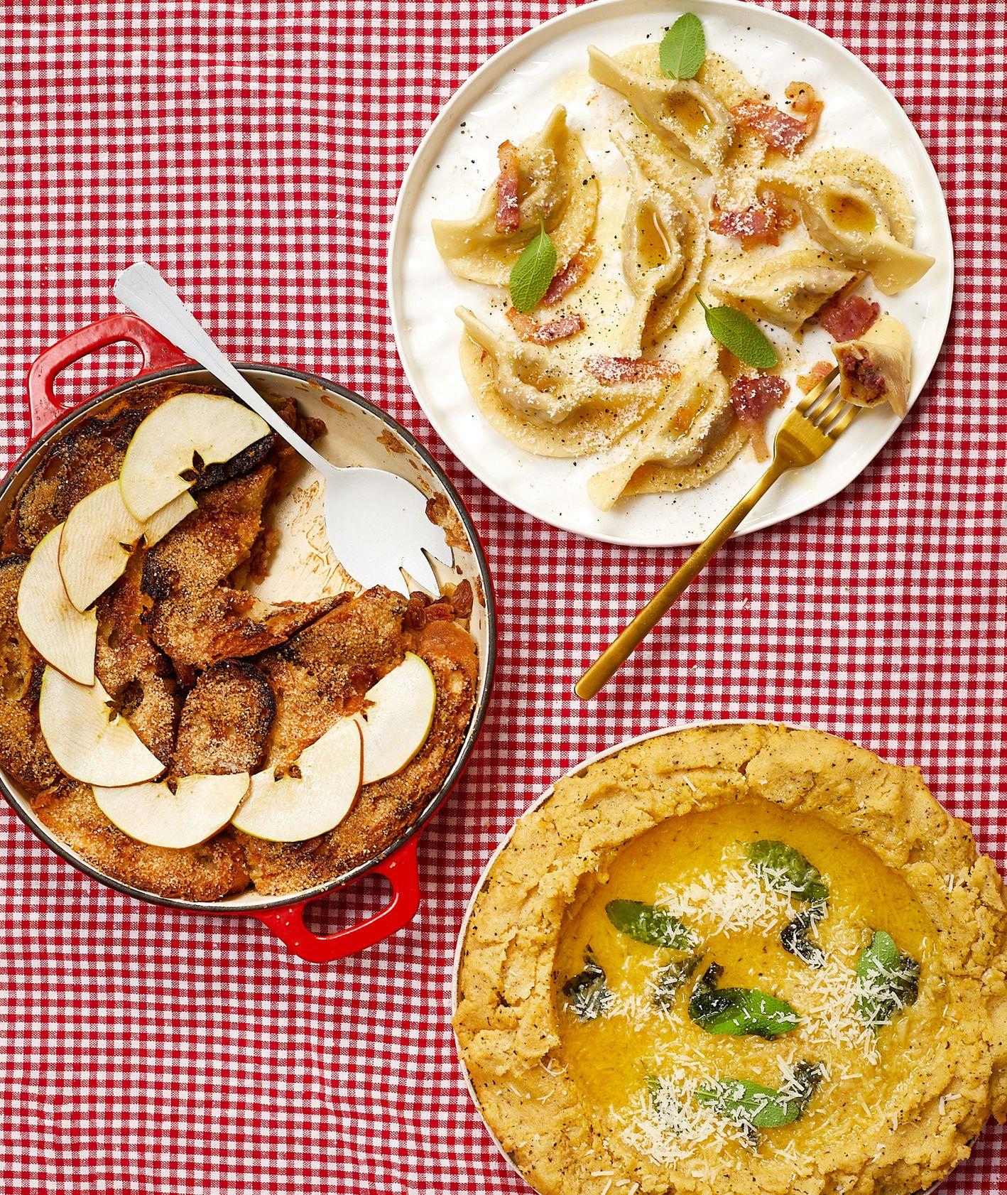 Włoska szkoła gotowania: regionalna kuchnia Bergamo (fot. Maciek Niemojewski)